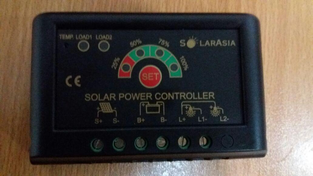 SolarAsia Power Controller